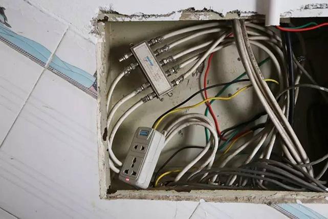 视贝漏电断路器接线图